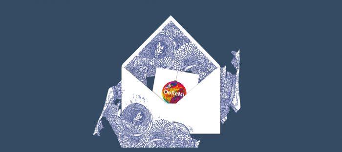 DoReMi Allstars CD Cover für Doremi Musikinstitut Wien