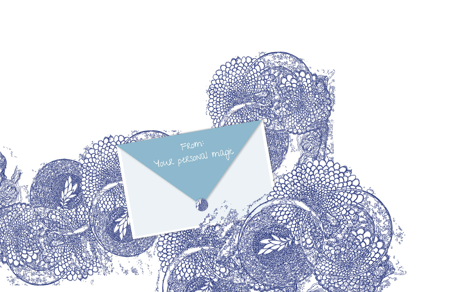 A letter from your personal magic