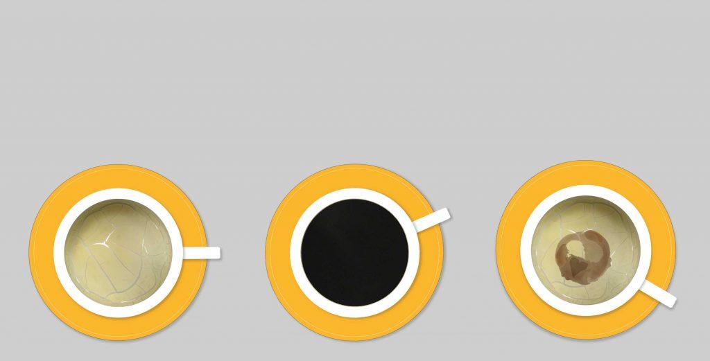Kaffee trinken illustration wien johanna leitner