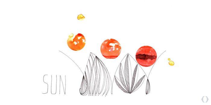 Tag- und Nachgleiche Illustration Johanna Leitner