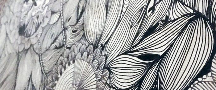Netzwerk Illustration Johanna Leitner