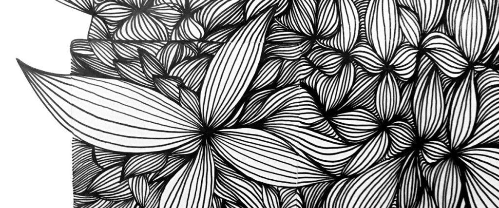Wellen verstärken sich gegenseitig. Illustration und Text Johanna Leitner