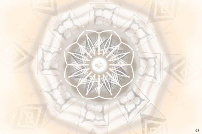 Gemeinsames Ziel - Mandala