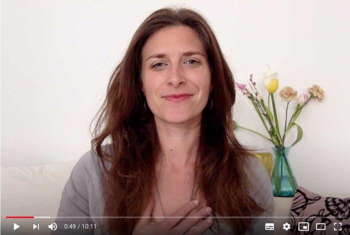 Meditation - Im Körper ankommen